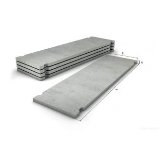 Плита дорожная ПДС 3,5х2х0,16 м
