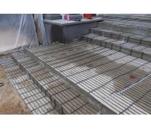 Кабель нагрівальний для терас ступенів і зовнішніх площ