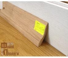 Плінтус класичний Файні Підлоги дуб 28х60 мм