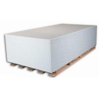 Гіпсокартон стіновий Knauf 12,5 мм 1,2х2,5 м