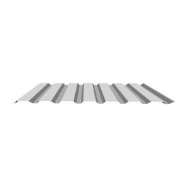Профнастил стеновой Прушиньски T20 0,5х20х1175 мм AluZn
