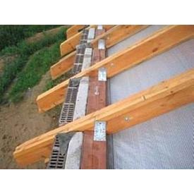 Монтаж мауерлата для даху