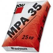 Штукатурка Баумит МПА 35 25 кг