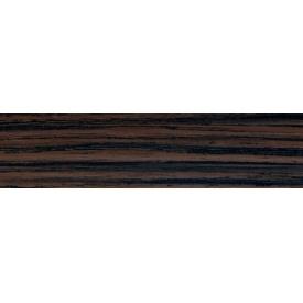 Кромка ПВХ Kromag 29.02 22х0,6 мм зебрано темный