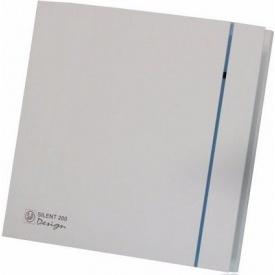 Вентилятор осьовий Soler&Palau Silent 100 cz Design 8 Вт 85 м3/год 188х188 мм білий