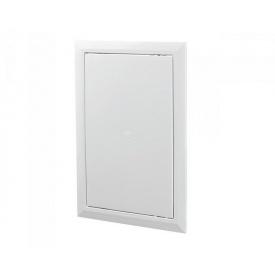 Дверца ревизионная Домовент100/100 пластиковая