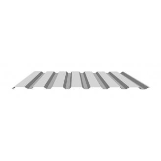 Профнастил стеновой Прушиньски T20 0,45х20х1175 мм AluZn