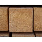Брус обрезной сосна 150x150x4500 мм