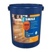 Лак паркетный SMILE SL-44 полуматовый акрило-полиуретановый 0,7 кг