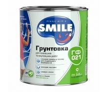 Грунтовка SMILE ГФ-021 2,8 кг серый