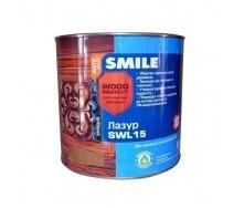 Лазурь SMILE SWL-15 WOOD PROTECT 2,3 л орех
