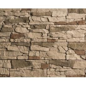 Плитка бетонная Einhorn под декоративный камень Альпийская скала 1085, 145x320x40 мм