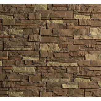 Плитка бетонная Einhorn под декоративный камень Небуг-160, 100х250х25 мм