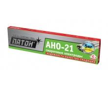 Электрод Патон АНО-21 3 мм 5 кг