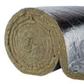 Мат из базальтовой ваты PAROC Hvac Mat AluCoat 1000х7000х50 мм