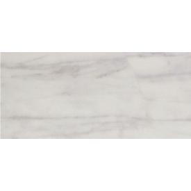 Мрамор Mugla White сляб белый с серыми прожилками