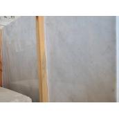 Мармур ROYAL WHITE 20 мм білий з сірими прожилками сляб