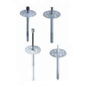 Дюбель-зонт фасадний Wkret-met 80 мм з пластиковим цвяхом