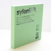 Поліуретановий еластомер Sylomer SR 55 для віброізоляції 5000х1500х25 мм зелений