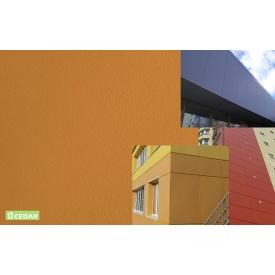 Фиброцементная плита Cedar для фасадов 3000х1200 мм оранжевая