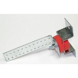 Универсальное звукоизолирующее крепление Acoustic Traffic Vibrofix Uni L c L-образным кронштейном