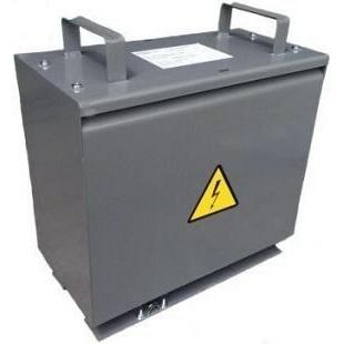 Трансформатор понижуючого типу ТСЗІ 7,5 квА