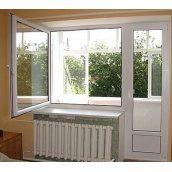 Балконная дверь профиль дверной четырехкамерный WDS 400 700x2150 мм