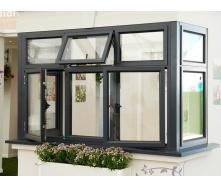 Изготовление алюминиевого окна с теплым профилем