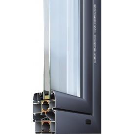 Оконно-дверная система Alumil M11000 Alutherm Plus теплая 62,5 мм