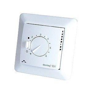 Терморегулятор електронний DEVI DEVIreg 531