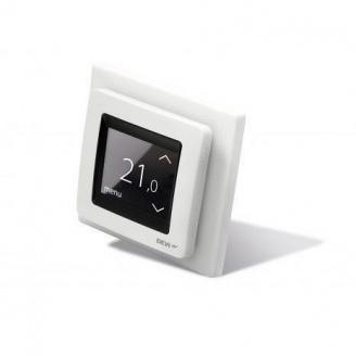 Терморегулятор з сенсорним дисплеєм DEVI DEVIreg Touch білий