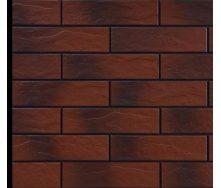 Фасадная клинкерная плитка Cerrad ELEWACJA RUSTICO BURGUND CIENIOWANA