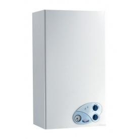 Котел газовий Nova Florida Vela Compact CTFS 24 24 кВт 700x400x250 мм білий