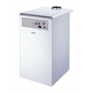 Котел газовий Nova Florida Altair RTN T 24 24 кВт 850х450х525 мм білий
