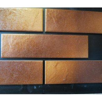 Фасадная плитка клинкерная Paradyz TAURUS BROWN 24,5x6,6 см