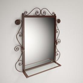 Настенное зеркало Ричмонд Tenero 900х800х130 мм