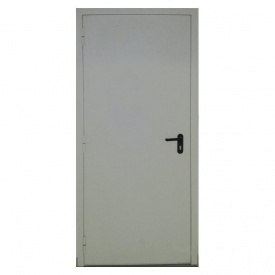 Двері протипожежні Portala металеві 68 мм