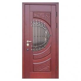 Входная дверь Portala Премиум M-5 Vinorit металлическая 850х2040 мм