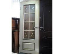 Дизайнерська двері ПП Решетнев з натурального дерева