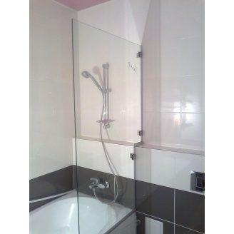 Стеклянная панель на акриловую ванну