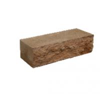 Колотый камень плоскостной Золотой Мандарин 240х80х80 мм