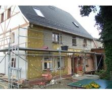 Утепление фасада легким мокрым методом по минеральной вате