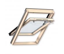Мансардное окно VELUX OPTIMA Стандарт GZR 3050B МR04 деревянное 780х980 мм
