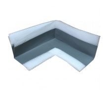 Гидроизоляционный уголок внутренний Полипласт 60х120 мм