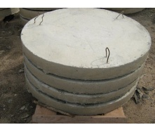 Плита днища колодца БЗСК ПН 15 2000х120 мм 0,95 т