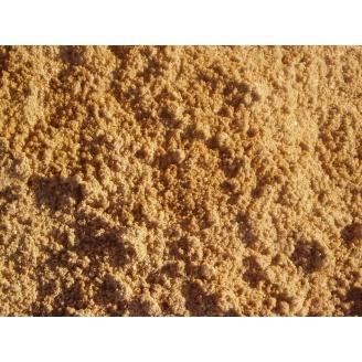 Песок овражный фракции 0,5-1,5 мм