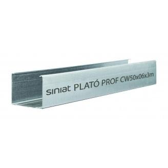 Профиль металлический PLATO Prof CW 100x0,55x4000 мм