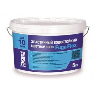 Затирка для швов Полипласт Fuga Flex 5 кг