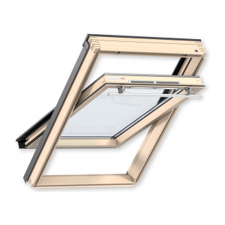 Мансардное окно VELUX OPTIMA Комфорт GLR 3073 МR04 деревянное 780х980 мм