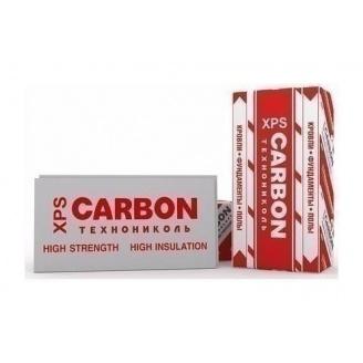 Пенополистирол экструдированный XPS ТехноНИКОЛЬ CARBON PROF 300 L 1180х580х50 мм